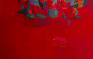 I Will Go Up | Matti Sirvio | Luz Art Los Angeles, CA