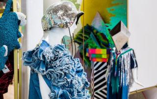Clothing Display | Luz Art Los Angeles, CA