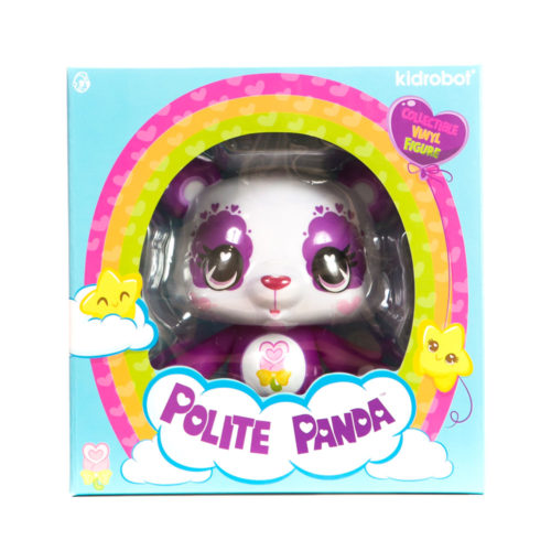 Care Bears Polite Panda Bear | Kidrobot | Luz Art Los Angeles, CA