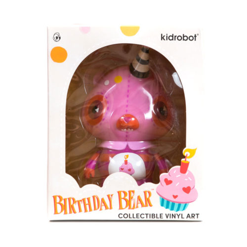 Care Bears Birthday Bear | Kidrobot | Luz Art Los Angeles, CA