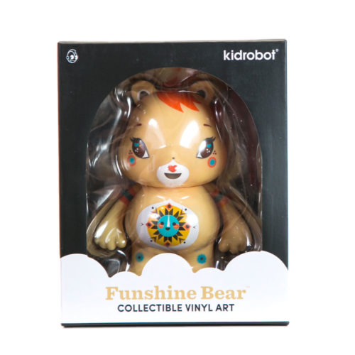 American Greetings Care Bear | Kidrobot | Luz Art Los Angeles, CA