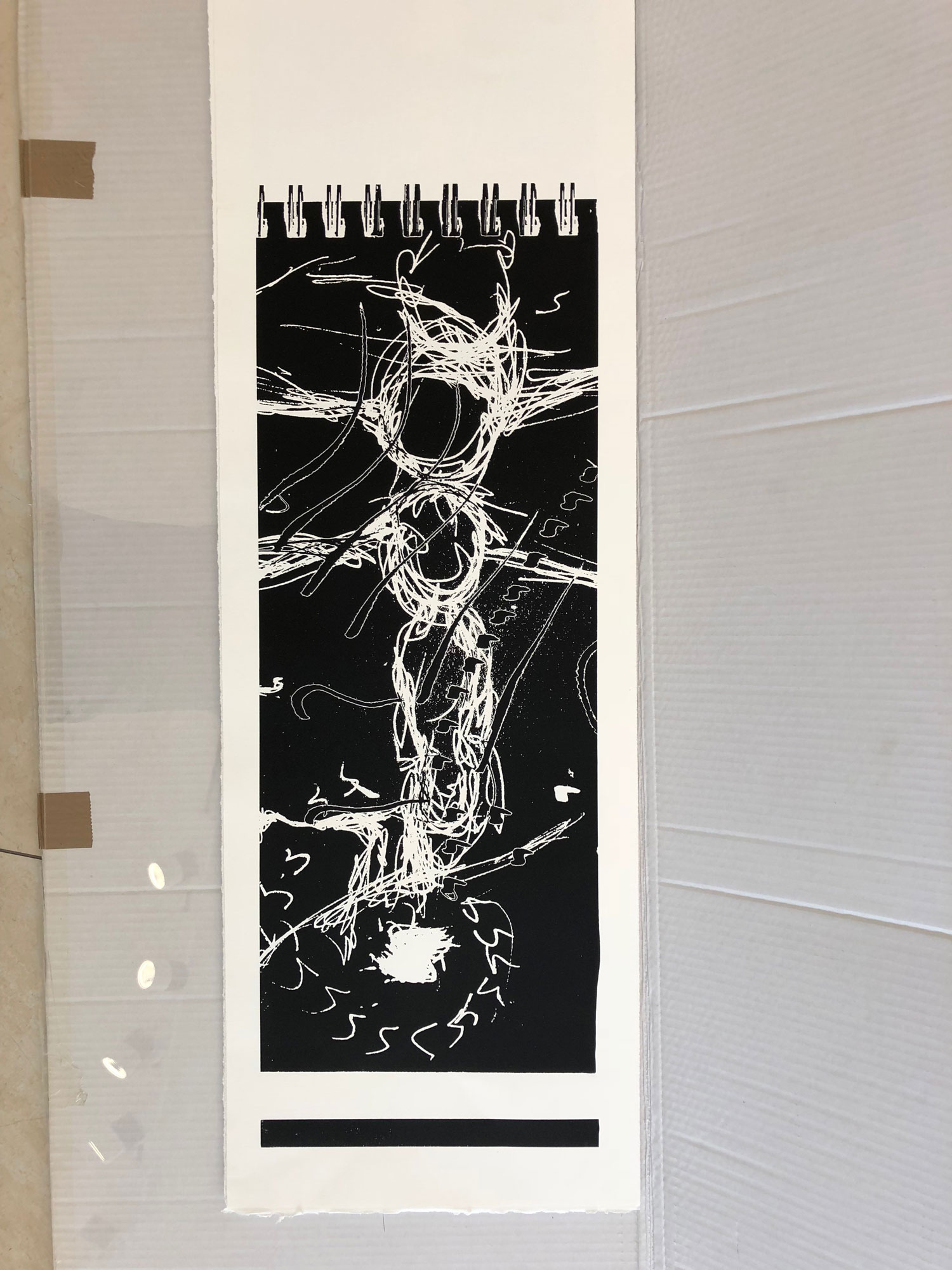 Midrash | Eliad Landau | Luz Art Los Angeles, CA