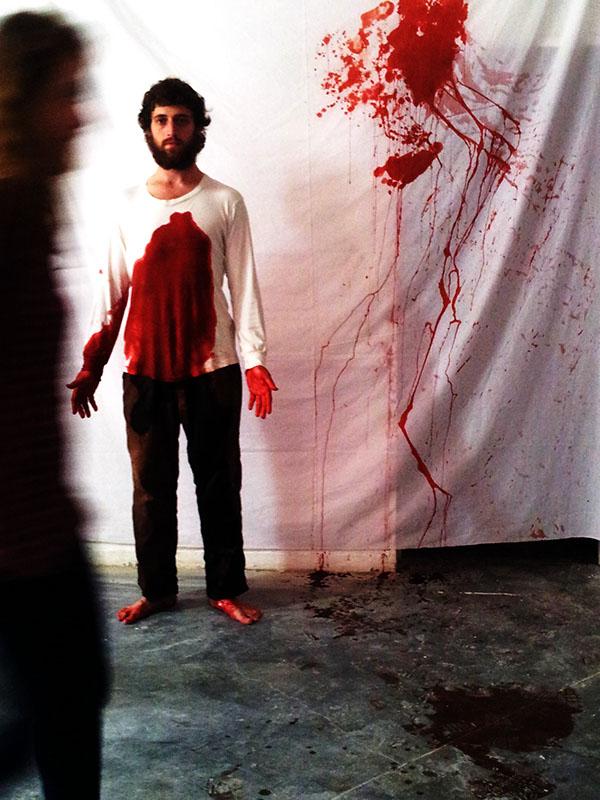 Our Hands Have Not | Eliad Landau | Luz Art Los Angeles, CA