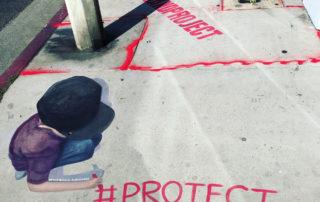 Protecting Innocence - Luz Art