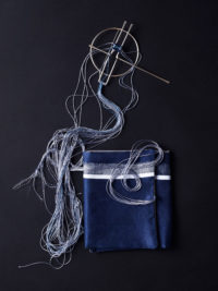 Tzitzit To Go - Brooch With Customized Bag 2017 | Tamar Paley | Luz Art Los Angeles, CA