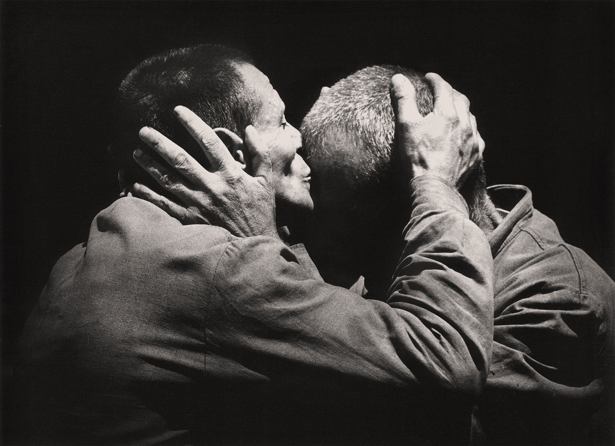 First Kiss of Freedom | Jacko Vassilev – The Joy of Freedom | Luz Art Los Angeles, CA