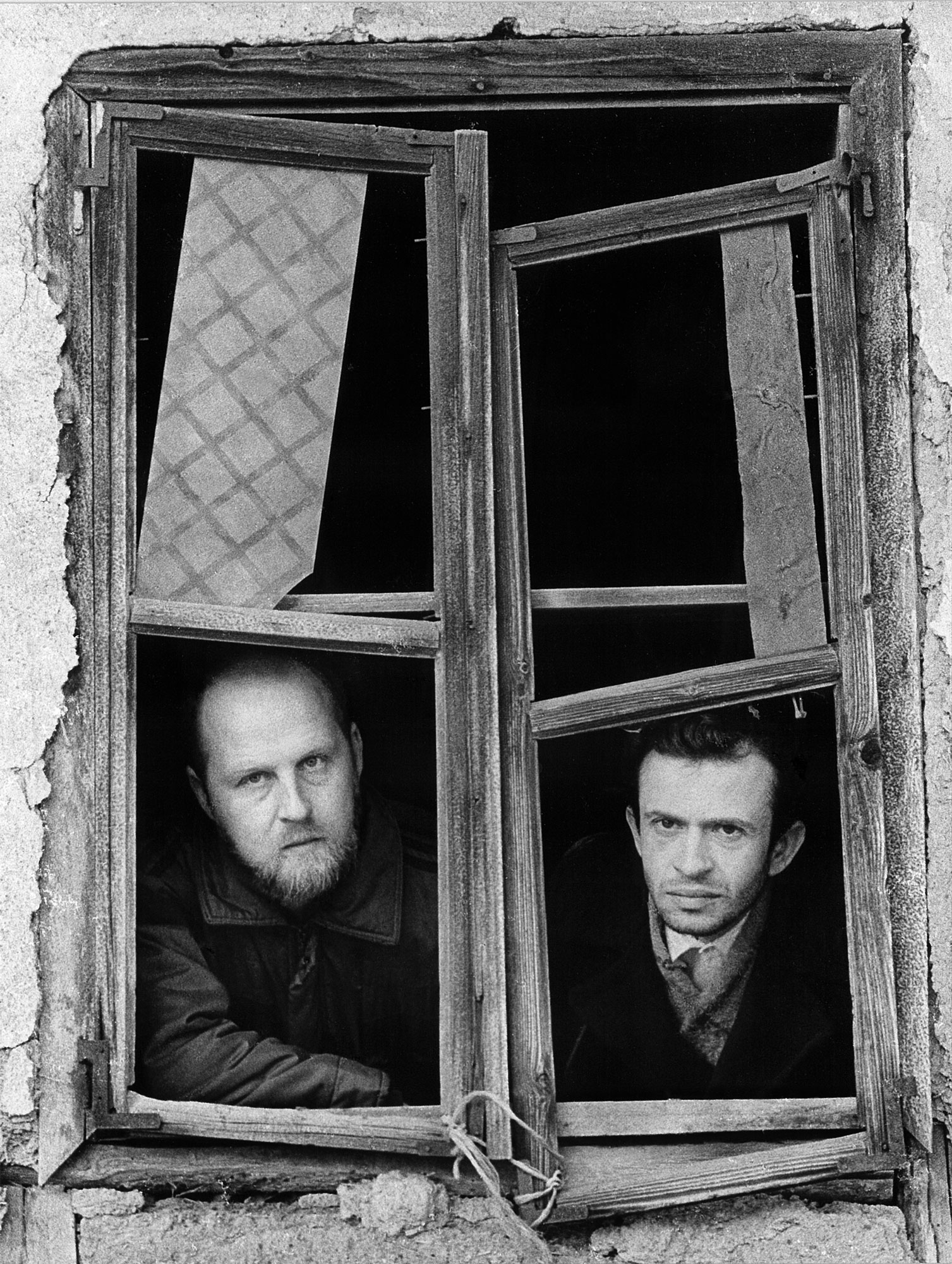 The Two Vlademirs | Jacko Vassilev – The Joy of Freedom | Luz Art Los Angeles, CA